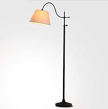 Amazon.com: MOM Long Pole Floor Lamp,Led Living Room Study ...