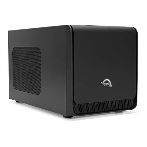 OWC Mercury Helios FX, External Expansion Chassis with Thunderbolt 3 for PCIe Graphics Cards