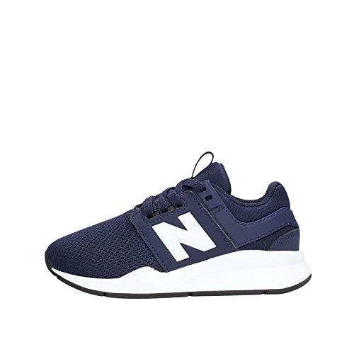 Enfant Bleu New KA247TOP Balance Sneaker 1XxqxRUwt