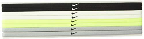 (Nike Women's Skinny Headbands 8 Pack Black/White Size One Size)