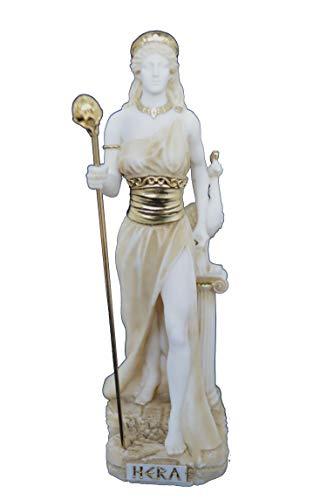 Talos Artifacts Hera Sculpture Ancient Greek Goddess Active Statue Aged