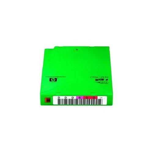 2N62649 - HP C7974AN LTO Ultrium 4 Non Custom Labeled Tape Cartridge by HP