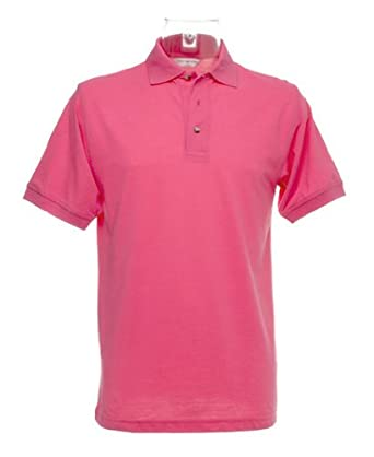 Kustom Kit - Polo - para hombre Rosa De Color Rosa Oscuro XXXL ...