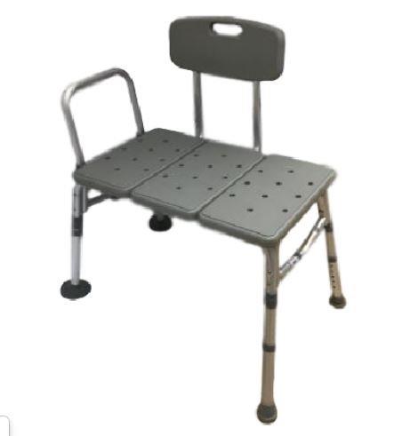 Corner Shower Bench Seat Bathroom Tub Chair Handicap Aid Portable Small Stool Adult Size Adjustable Back Helper & eBook by AllTim3Shopping.