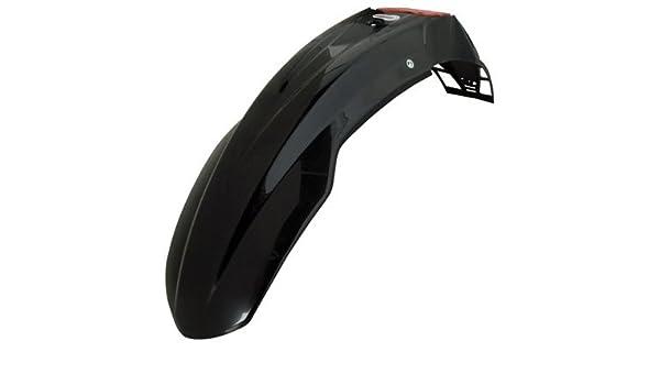for Kawasaki R-FDR KX500 Black UFO KA02710001 Replacement Plastic