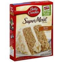 Butter Pecan Cake (Betty Crocker Cake Mix Butter Pecan, 15.25 OZ (Pack of 12))