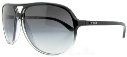 Amazon.com: Prada spr09 m Color zxa3 m1 Gafas de sol: Clothing