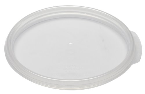 2 Quart Round Storage Container - Camwear Seal Cover for 2 & 4 Quart Camwear Round Food Storage Containers