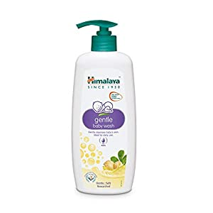Himalaya Gentle Baby Wash (400ml)