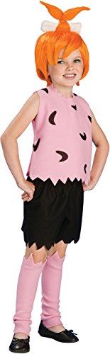 Rubie's Big Girls' Pebbles Costume - -