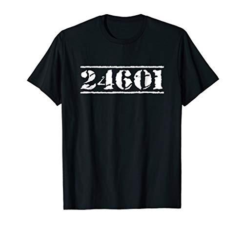 24601 T-shirt - 24601 Tee