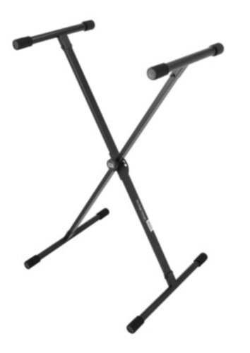 (On-Stage KS8190 Lok-Tight Classic Single-X Keyboard Stand)