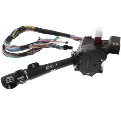 CHEVY TRUCK 99-02 TURN SIGNAL WIPER SWITCH LEVER WITH (Silverado Turn Signal Lever Switch)