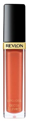 Revlon Super Lustrous Lipgloss, SPF 15, Coral Reef, 0.2 Ounce