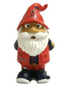Forever Collectibles 884966936333 Los Angeles Angels Garden Gnome - 8 in. Stumpy