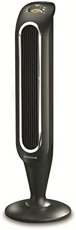 Honeywell Fresh Breeze Tower Fan with Remote Control, HY-048BP, Black