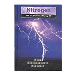 Amazon nitrogen and the elements of group 15 the periodic amazon nitrogen and the elements of group 15 the periodic table 9781403416643 nigel saunders books urtaz Image collections