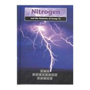 Nitrogen and the Elements of Group 15 (The Periodic Table) ebook