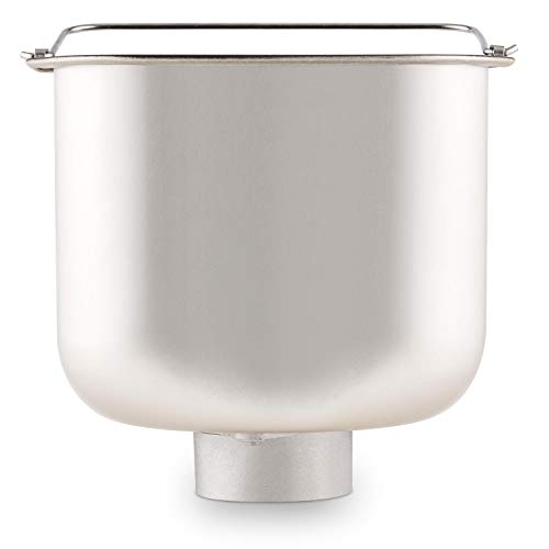 Klarstein Country Life Molde para panificadora Accesorio Aluminio 1 kg: Amazon.es