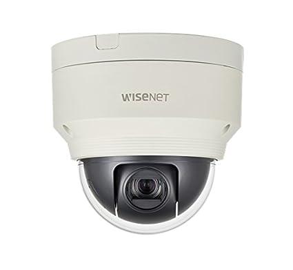 Cámara de vigilancia al aire libre del CCTV de la bóveda de PTZ de Samsung Wisenet