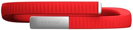 Jawbone UP 24 Activity Tracker - Small - Red (Discontinued by Manufacturer)