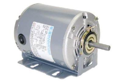 Marathon B208 Blower Belted Motor, 48Y Reversible Frame, 1/2 hp, 115V, 1725 RPM (1 2 Hp Electric Motor 1725 Rpm)