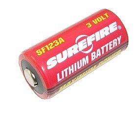Surefire SF12-BB Box of 12 123A 3 Volt Lithium Batteries 12-Pack SF123A, EXP in 2029 -