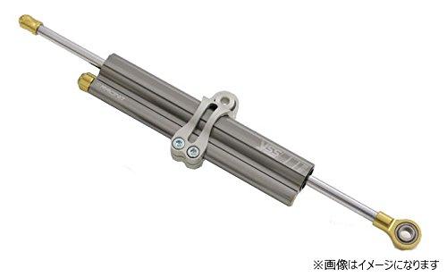 PMC (ピーエムシー) バイク用ステアリングダンパー YSS EGI-88 /チタン R25/3 15~ 124-2010001  チタン B0794VWHTW
