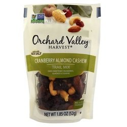 Orchard Valley Harvest Cranberry Cashew Trail Mix Almond, 1.85 Ounce