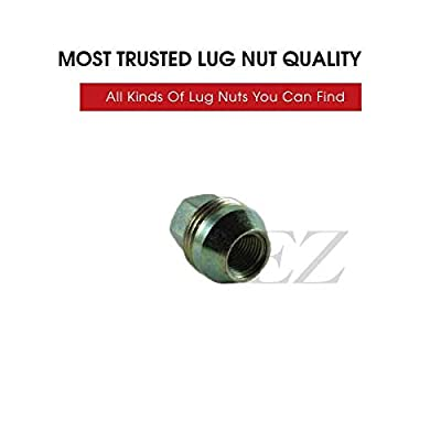 EZAccessory Lug Nuts 1/2