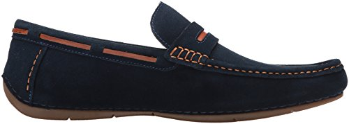 Kenneth Cole REACTION Men's Smyth Driver Loafer Navy sale finishline cheap price cost 5ABaQeuBhC