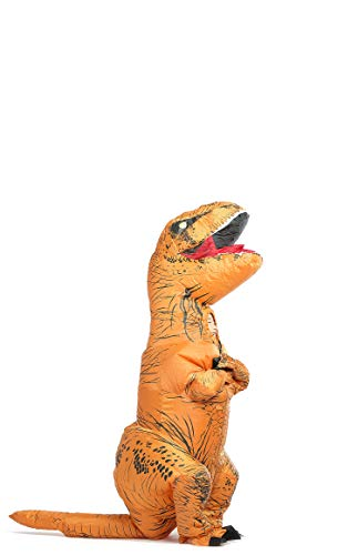 GOPRIME T Rex Costume, Dino Theme Party Dress,