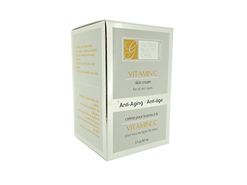 Global Beauty Care Vitamin C Face Cream - 1.7 oz ()