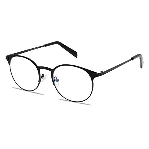 Price comparison product image Blue Light Blocking Computer Glasses by WealthyShades-FDA Approved-Sleep Better,  Reduce Eyestrain & Fatigue When Gaming,  Tablet / Phone Reading,  TV-Anti
