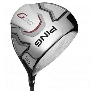 Ping G20 Driver 9.5* (TFC 169D, STIFF) 460cc Titanium Golf Club