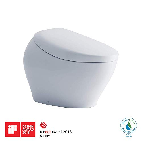 TOTO MS900CUMFG#01 Neorest NX1 Electronic Dual Flush Toilet - Cotton White