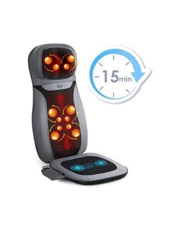 Amazon.es: Cojines de masaje eléctricos: Salud y cuidado ...