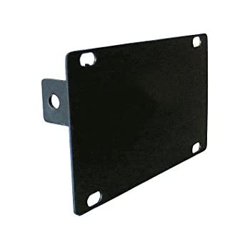 Draw-Tite 5443 License Plate Holder (Front Mounted Receiver)  sc 1 st  Amazon.com & Amazon.com: Curt Manufacturing CURT 31002 Hitch-Mounted License ...