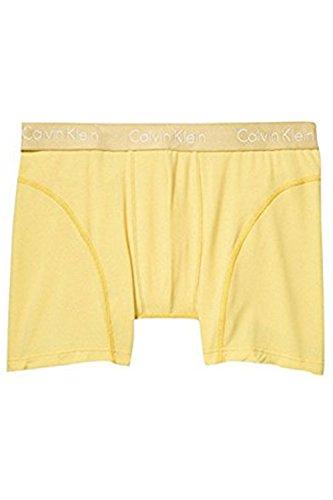Calvin Klein Men's Underwear Air FX Micro Boxer Briefs, Goldfinch, Small