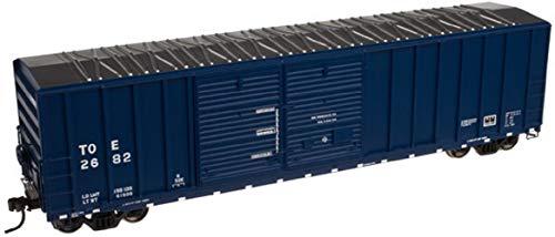 HO FMC 5077 DD Box, Texas Oklahoma & Eastern #2682