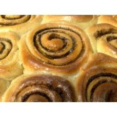 Cinnamon Bun - 2331 - Premium Fragrance Oil - 2 oz - Candle Making, Soap Making, Home and Office Diffusers, Hair and Body Products