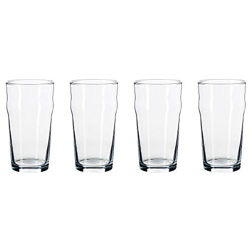 Ikea 102.685.88 Glass, 8.27 x 7.09 x 3.54 inches, Clear