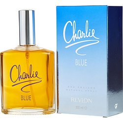 CHARLIE BLUE by Revlon Eau Fraiche Spray 3.4 oz Women