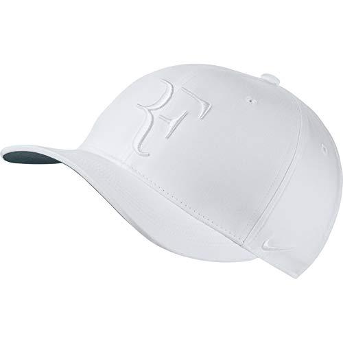 86c38a9b Nike RF-Roger Federer DRI-FIT TEnnis Cap, White/White