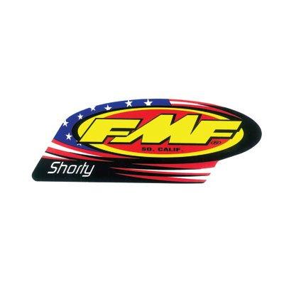 FMF Racing 12696 Decal (Shortys Sticker)