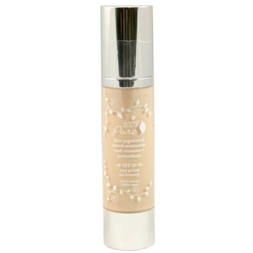 100% Pure Fruit Pigmented Tinted Moisturizer with SPF 20-Créme - 1.7 oz 1CTMCorig