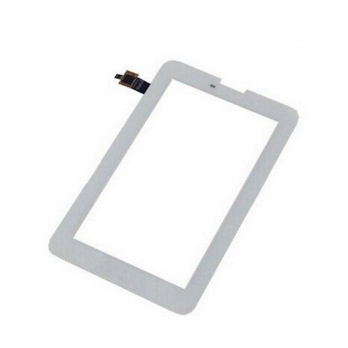 Touch Screen LCD Display Digitizer for Lenovo (White) - 4