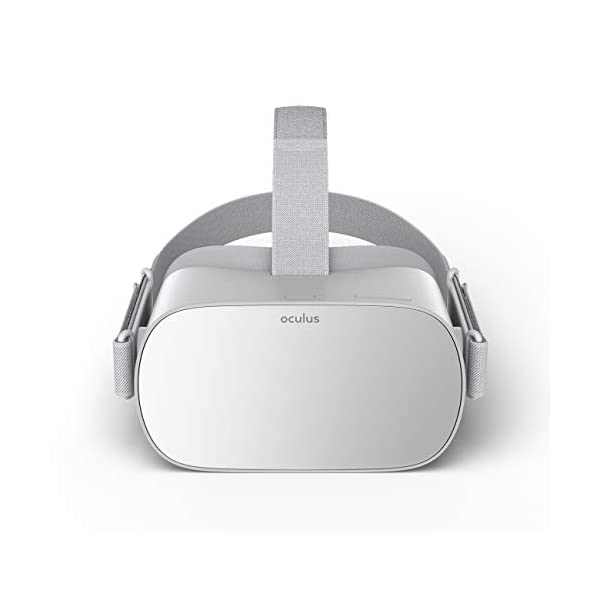 Oculus Go Standalone Virtual Reality Headset - 64GB 2