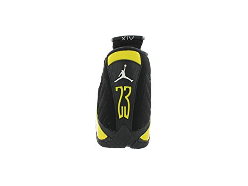 Noir Dynamique noir De Sport Retro Jordan 14 Nike Blanc Jaune Chaussures jaune Homme Air Blanc xPq8UFOwBn