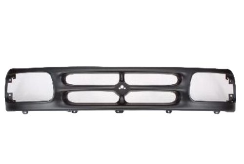 Mazda Pickup Truck 94-97 Front Grille Car Black Se Model New